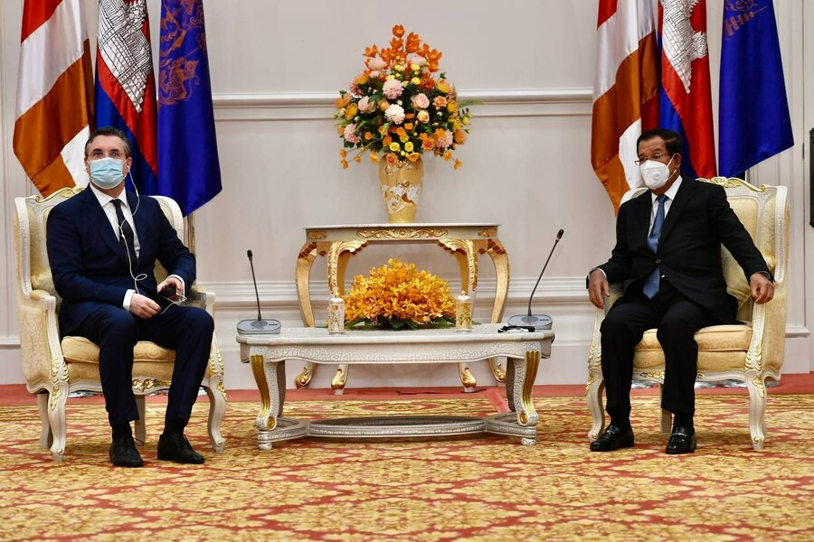 Czech Republic To Continue Assisting Cambodia In Human Resource Development