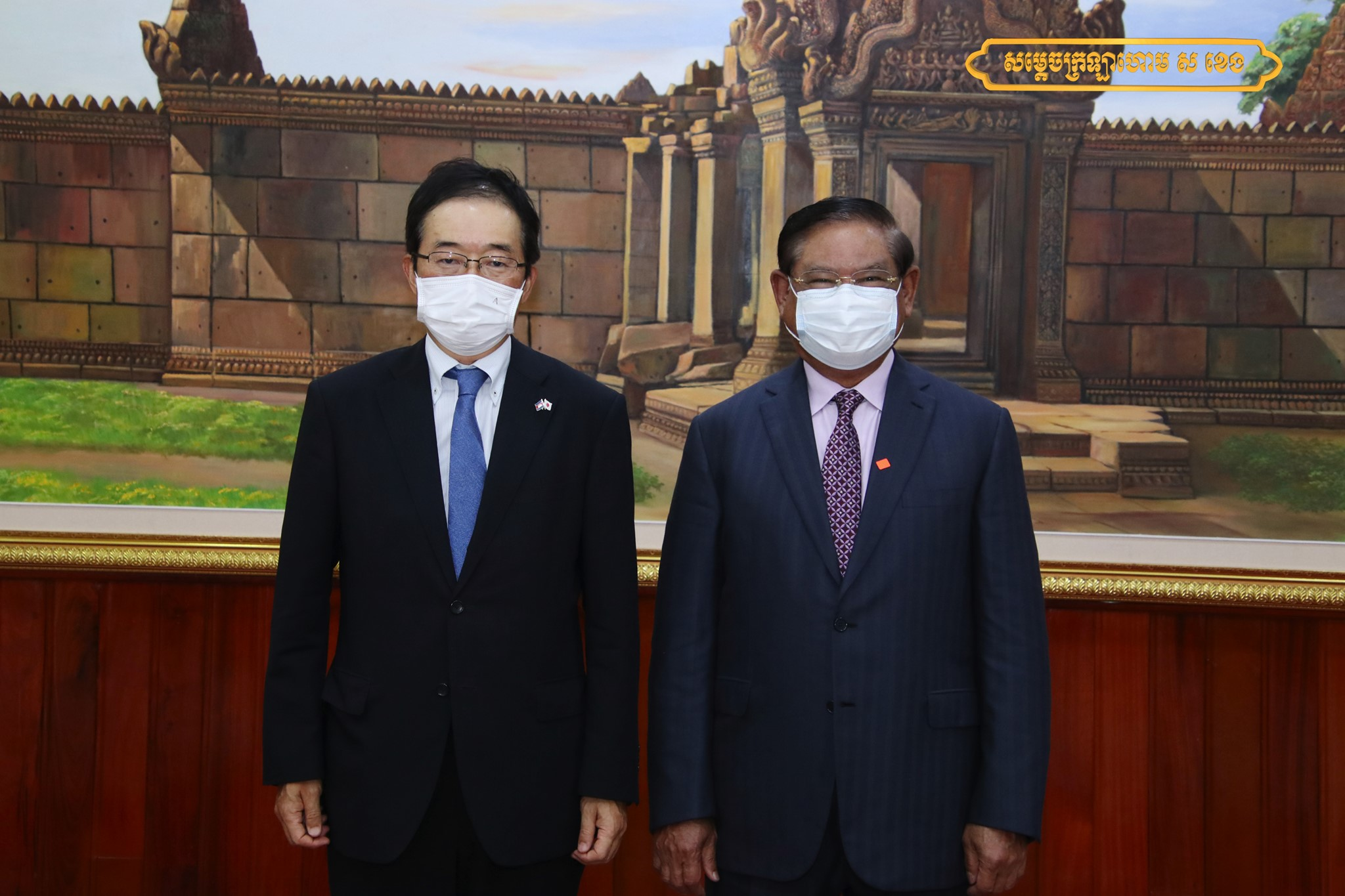 Japan to Continue Cooperating with Cambodia on Human Resource Development