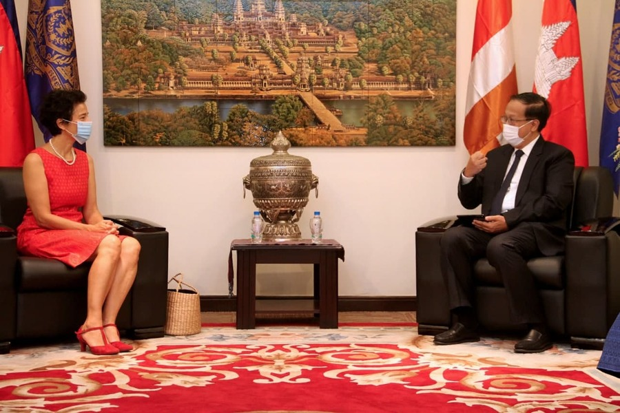 Cambodia, France Satisfied With Trade And Investment Cooperation