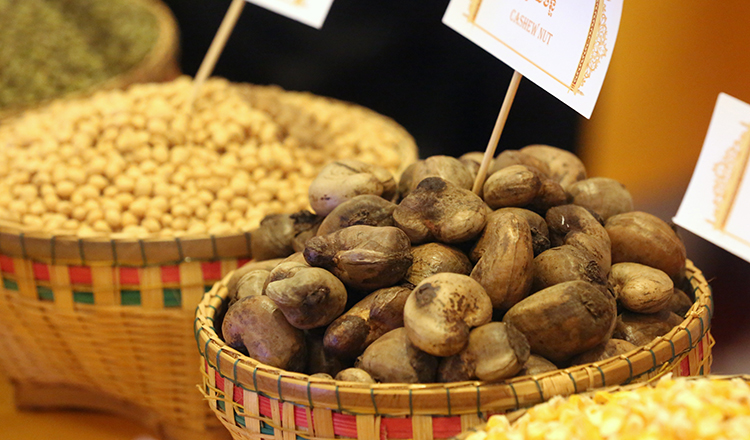 Japan to open for cashew nuts from Cambodia