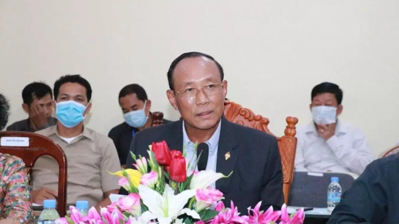 Prach Chan chosen as new NEC chair