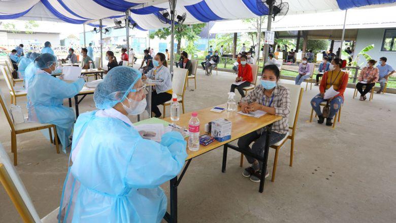 Cambodia's Vaccination Coverage Reaches Over 60 Percent