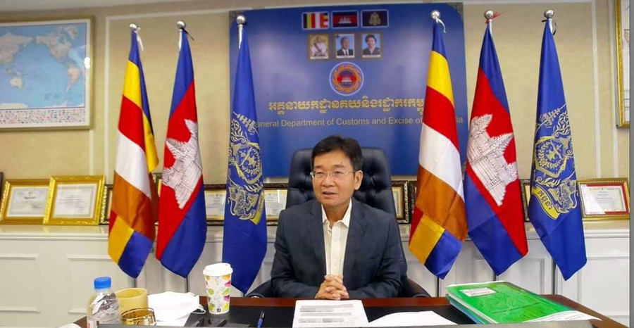 Cambodian Customs Collects Almost $1.16b in S1