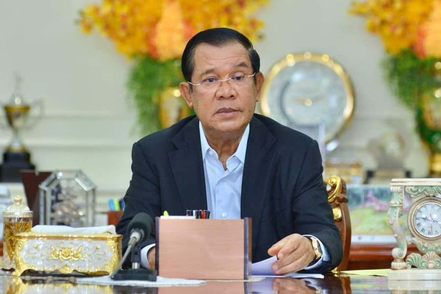Cambodian PM Extends Condolences over Flooding in Germany