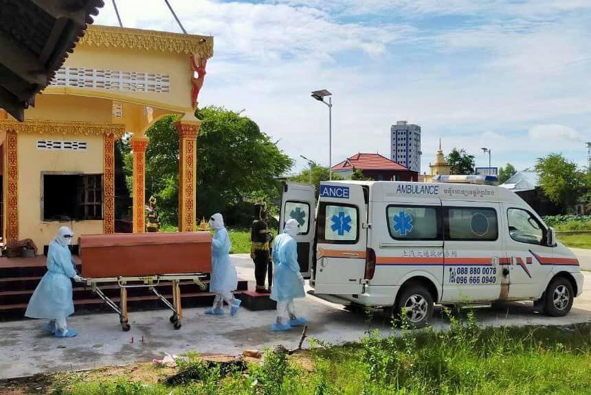 Covid-19: 812 New Cases, 740 Recovered and 19 Deaths