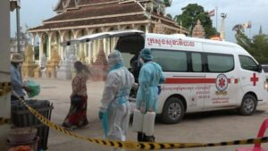 Covid-19: 668 New Cases, 812 Recovered and 25 Deaths