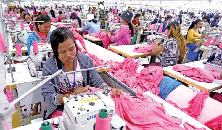 Garment exports from SEZs valued at $357 million over first semester