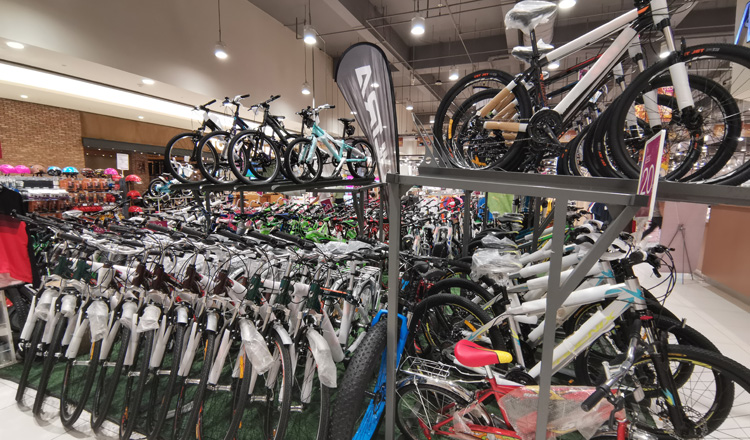 Bicycle Exports Brought In Almost $250M in S1