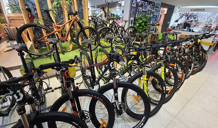 Bicycle exports close to$250 million in first semester