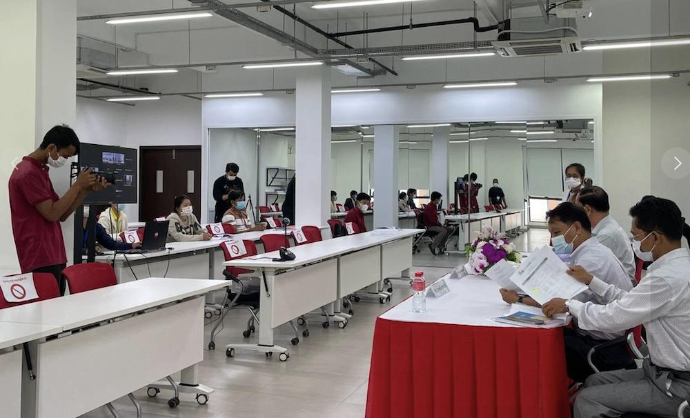 Training to Hone Workforce's Skill
