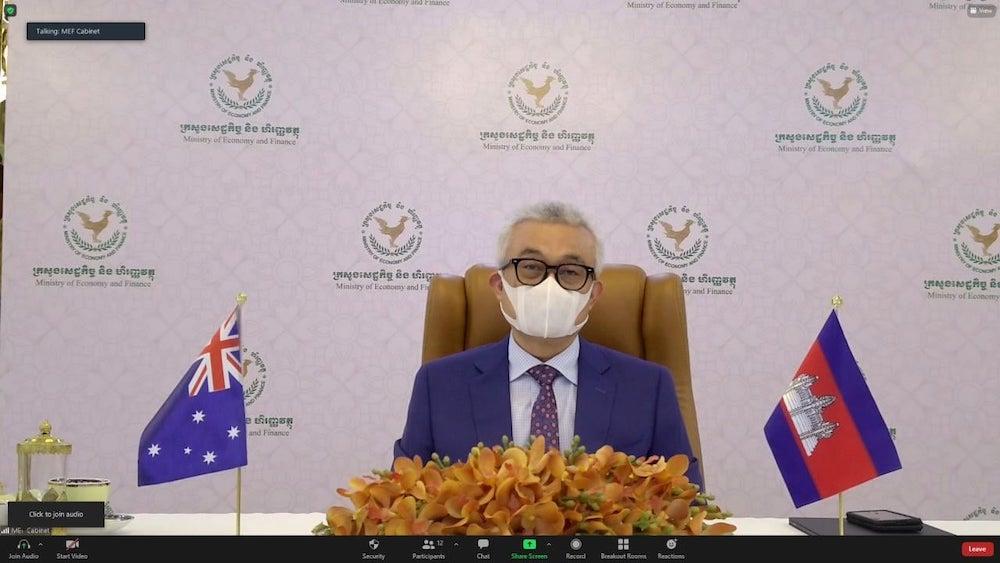 Australia Supports Cambodia through Mekong-Australia Partnership
