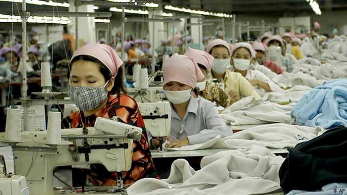Garment Exports Net $5b in Eight Months