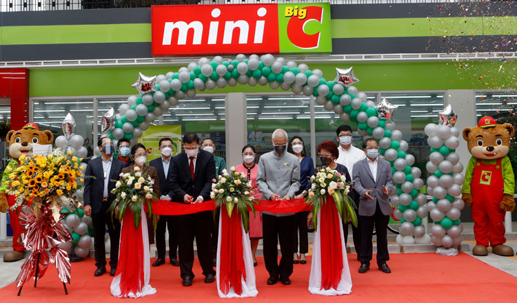 Big C Targets Cambodia Retail Dominance with Store Blitz