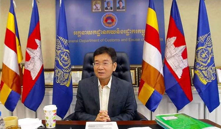 Cambodian Customs Department Nets $1.52B in Eight Months