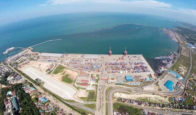Construction of first deep port terminal at Sihanoukville rescheduled for 2022