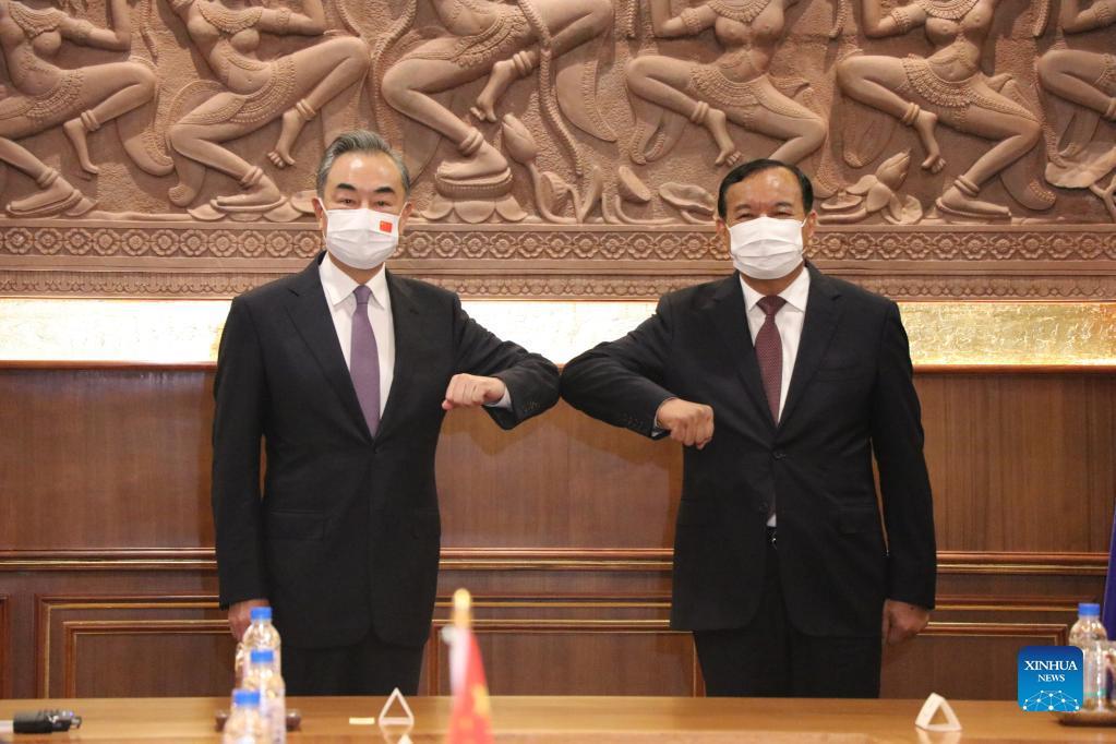 China, Cambodia agree to enhance bilateral cooperation