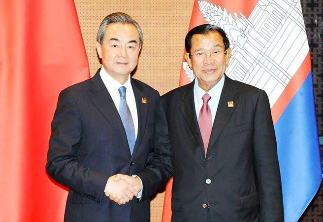 China eyes stronger ties with Vietnam, Cambodia, SKorea