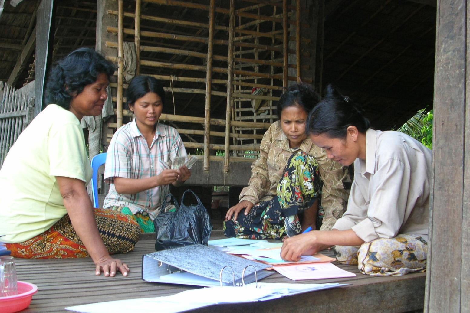 MFIs disburse $7.73 billion in first semester in Cambodia
