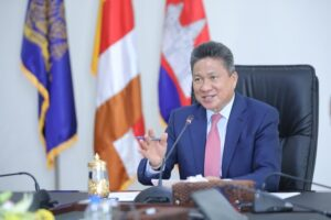 Cambodia encourages U.S. companies to invest in infrastructure projects